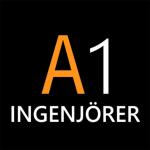 A1 Ingenjörer Logotyp