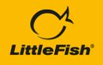 Little fish Logotyp