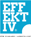Effektiv Halmstad Logotyp