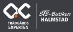 STS-Butiken Halmstad AB Logotyp