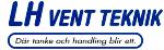 LH Ventteknik  Logotyp