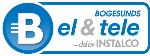 Bogesunds El & Tele Logotyp