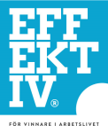 AB Effektiv Varberg/Falkenberg Logotyp