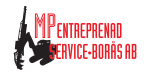 MP Entreprenad Service Borås AB Logotyp