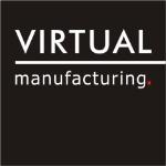 Virtual Manufacturing Logotyp
